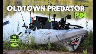 My New Kayak - Old Town Predator PDL - REVIEW