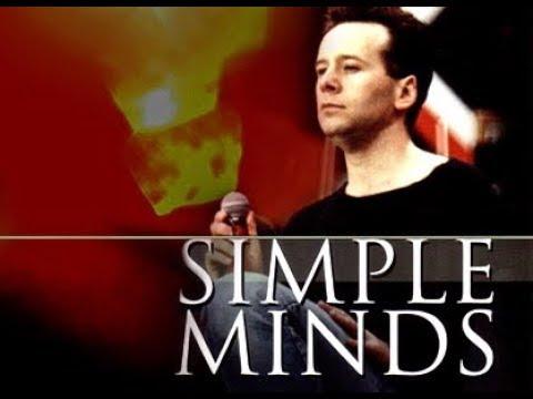 Simple Minds - Glastonbury 1995 - Full Concert