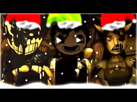 BENDY AND THE INK MACHINE 🎄HAPPY INKY HOLIDAYS🎄