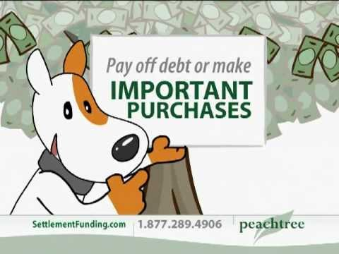 Peachtree Settlement Funding - Reach for the Peach (60sec)