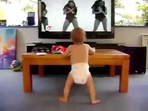 Baby Dancing - Single Ladies Beyonce