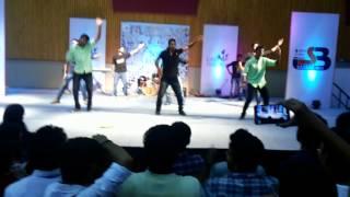 GRD Hostel boy'$ dance