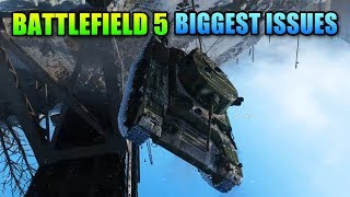 Biggest Problems With Battlefield 5 Alpha