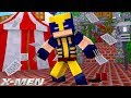 X-Men #12 - MYSTIQUE STEALS TINY TURTLE'S POWERS! (Custom Mod Adventure)