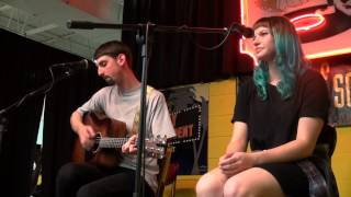 Tigers Jaw - I Saw Water (acoustic)