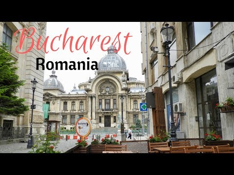 Bucharest Romania  -  History, Culture and Some of the Best Graffiti
