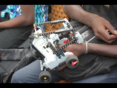 Mali National Robotics Teams Equipes Nationales en Robotique ORTM Television