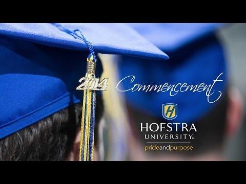 2014 Graduate Commencement - Hofstra University