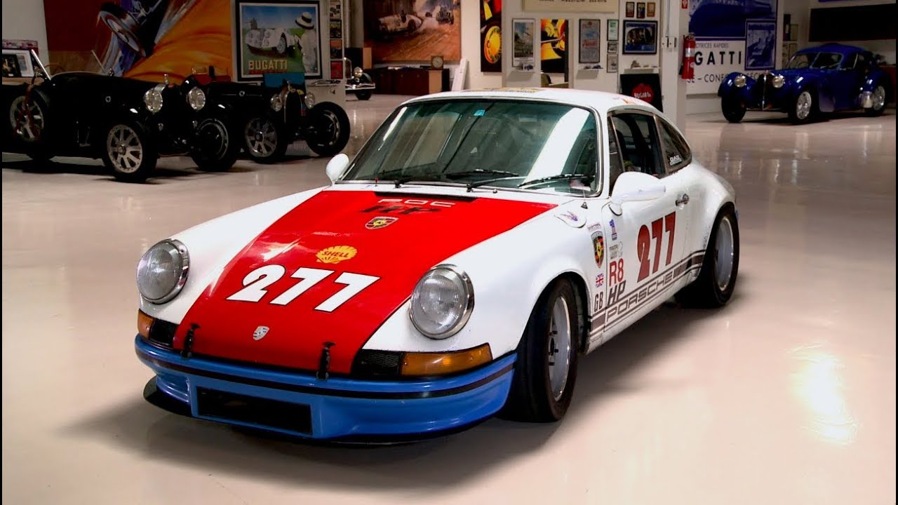 1971 Porsche 911T - Jay Leno's Garage - YouTube