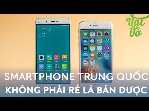 [Vlog 69] Smartphone Trung Quốc chưa chắc rẻ, cấu hình cao đã bán được