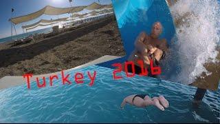 Delphin Deluxe Resort Turkey 2016 - GoPro HERO 4 Black