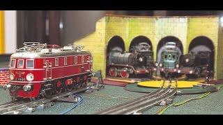 Blech-Eisenbahn: Historische Modelle in Hofgeismar