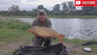 Late summer--CARP FISHING !!!