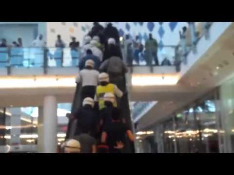 Bahrain|عملية بغض وتطهير طائفي... City Center Mall| 23-9-2011