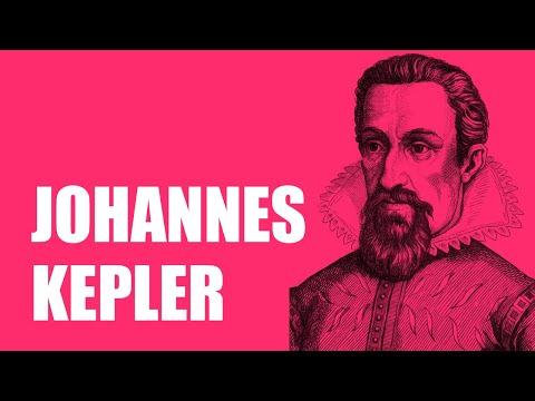 Johannes Kepler Biography