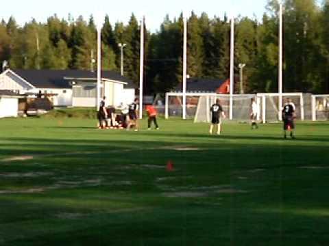 Umeå Rugby Club Practice Game 090528 part 3