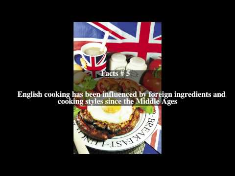 English cuisine Top # 8 Facts