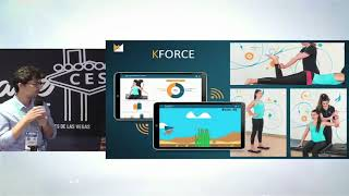 Kinvent : K-FORCE, Europe's #1 solution for rehabilitation and sports professionals