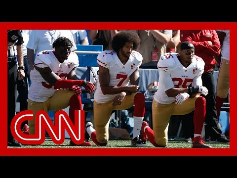 Hear from Green Beret who encouraged Kaepernick to kneel during the Anthem