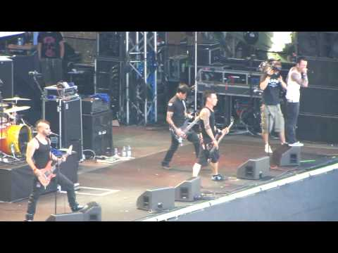 Dead By April - Sorry For Everything -HD-Gr8 audio- [Live @ Metaltown 2009]