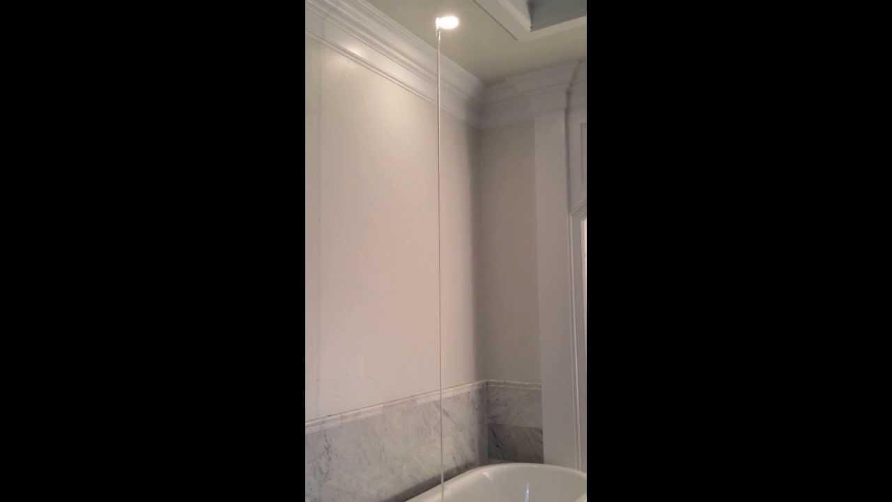 Kohler Ceiling Tub Filler