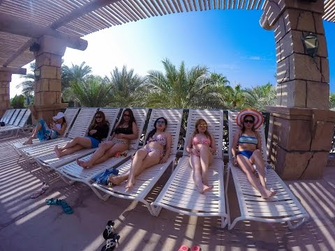Atlantis Aquaventure Dubai, UAE GoPro Hero 4 Black Edition