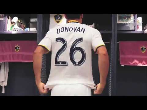 Landon Donovan vuelve del retiro