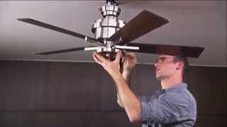 Basics of Installing a Ceiling Fan