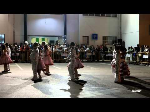 Marchas Populares em Casal Galego 2014  Filme completo