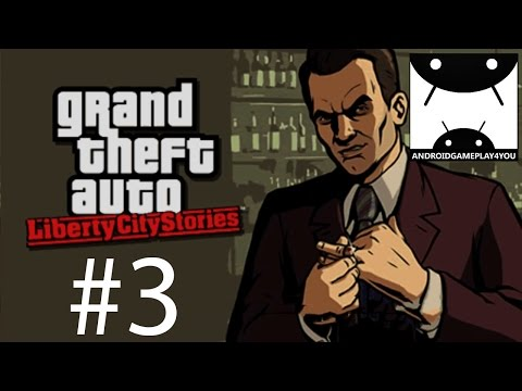 GTA: Liberty City Stories Android GamePlay #3 (1080p) (By Rockstar Games)