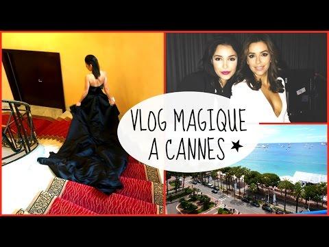 Vlog magique à Cannes ✭