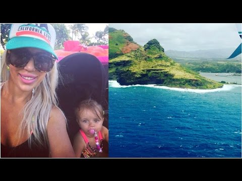 Hawaii Trip to Kauai DAY 1 PART 1 Airplane, Hyatt Hotel!