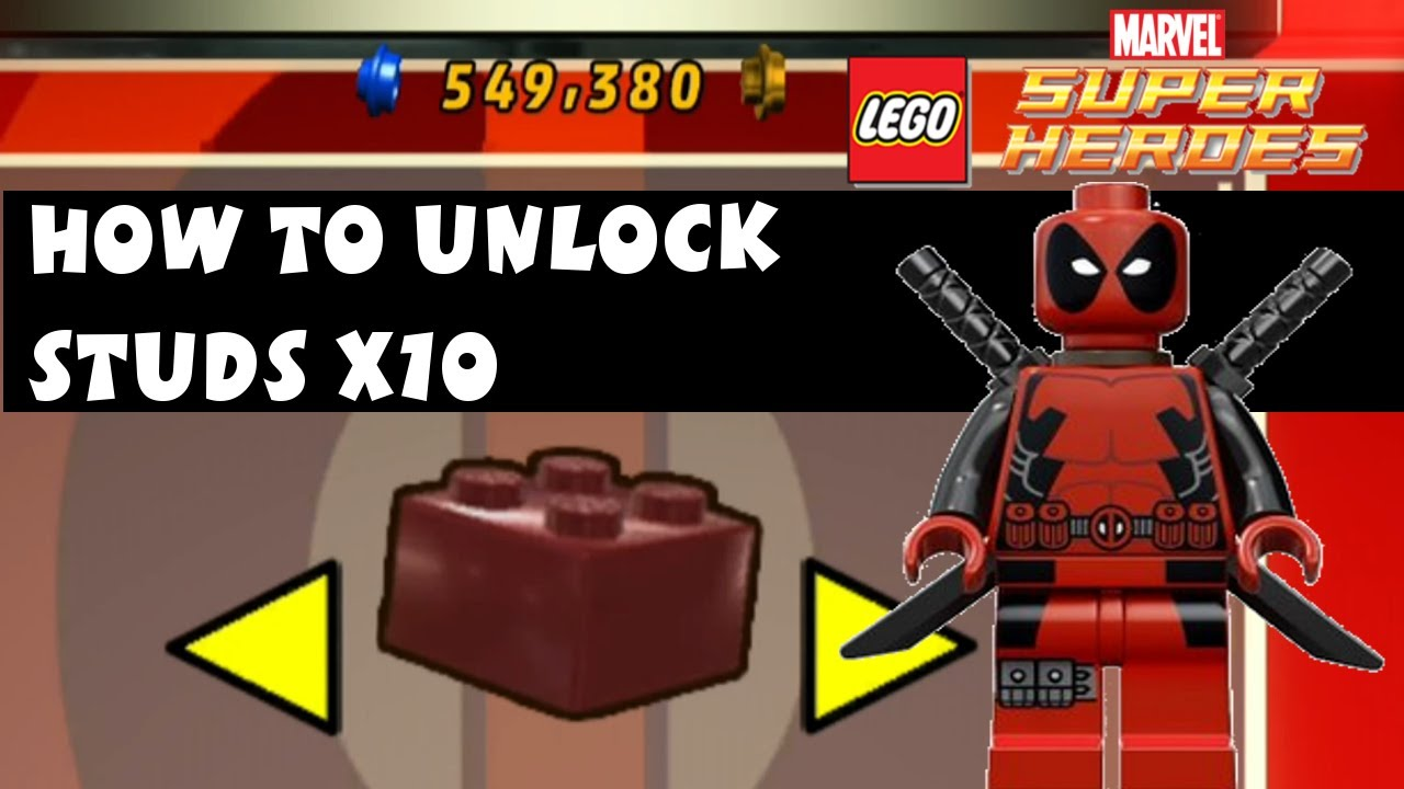 marvel lego red brick codes