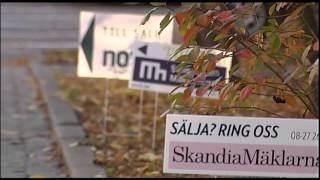 Bopriserna fortsätter att rusa - Nyheterna (TV4)