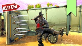 OP TRUCK SPIKE TRAP GLITCH! | FORTNITE FUNNY FAILS AND BEST MOMENTS #121