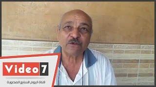 بالفيديو..المواطن فاروق محمد يطالب مسئول الصرف الصحى بحلوان بالنظر لمنطقة صقر قريش