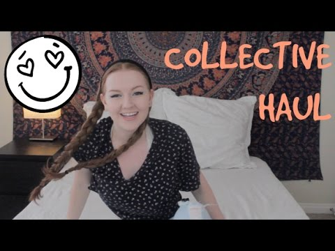COLLECTIVE CLOTHING & DECOR HAUL: LF Sale, TopShop, Melrose Trading Post, & More! | MEGHAN HUGHES