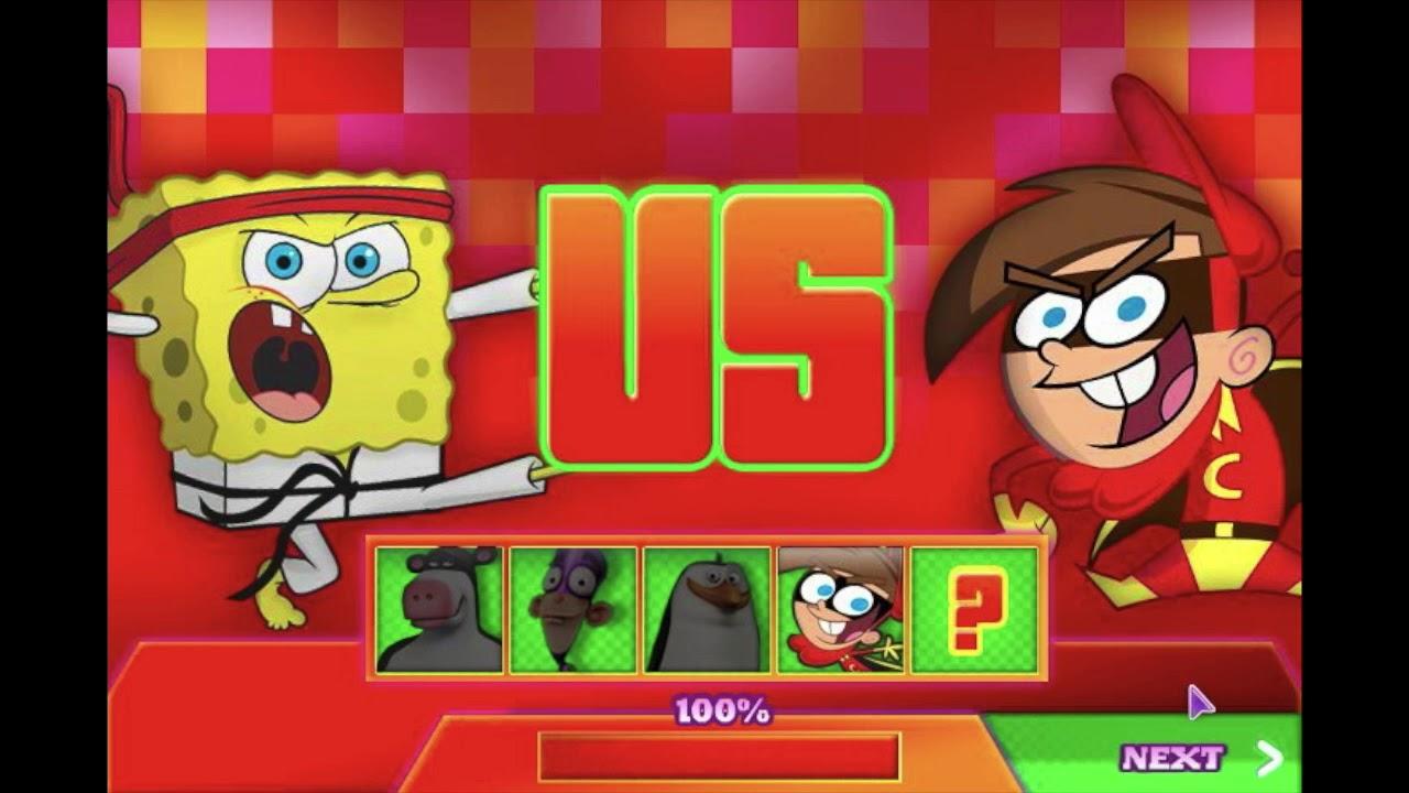 Nickelodeon Jingle Brawl Wiki - Wikia  Jingle Brawl Nicktoons