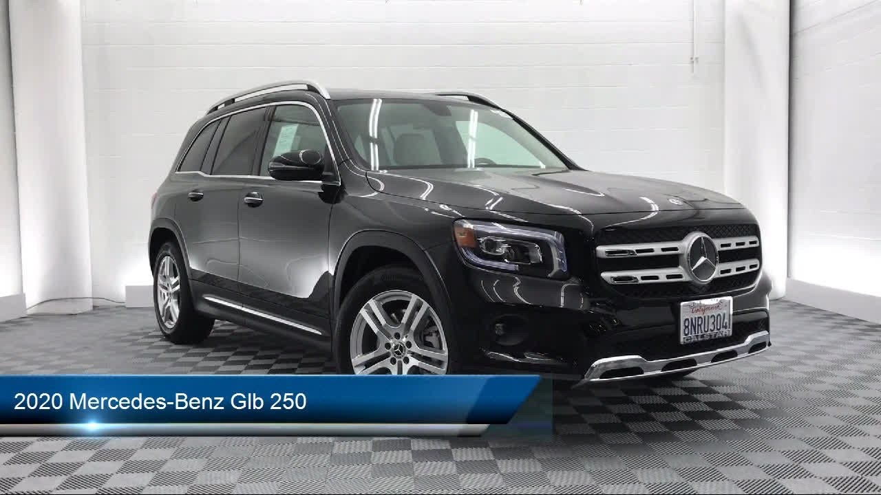 2020 Mercedes-Benz Glb 250 Glendale Burbank Los Angeles ...