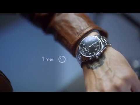 de3d43bda Kronaby connected watches - Tom - YouTube