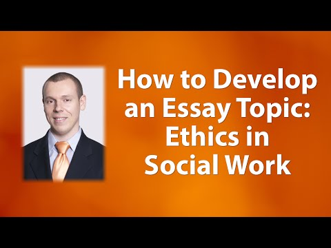 Social Essay Question?