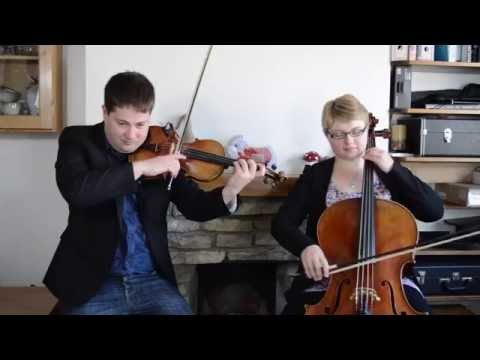 A Thousand Years Violin & Cello Wedding song