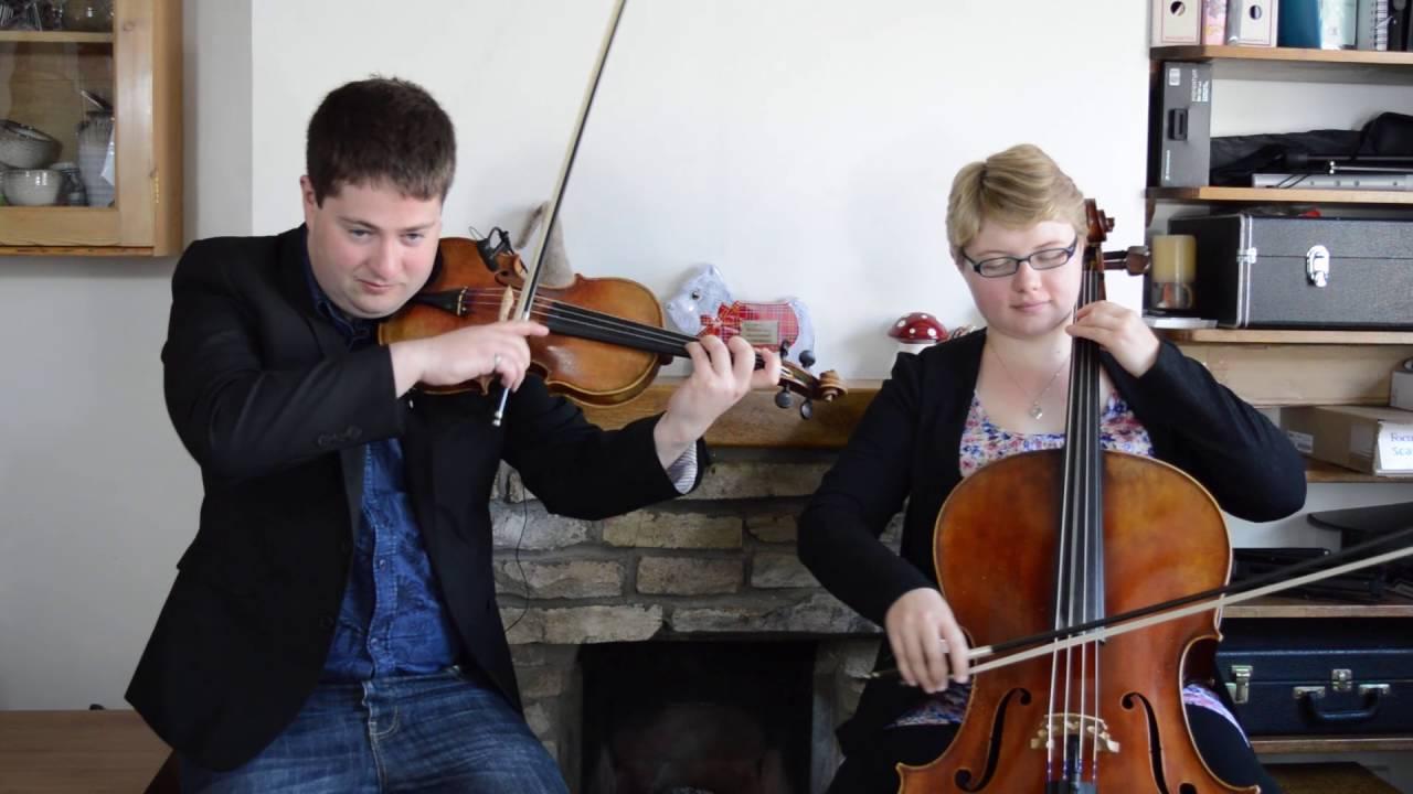 A Thousand Years Violin & Cello Wedding song