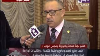 فيديو..برلماني: الحكومة في حالة ترهل