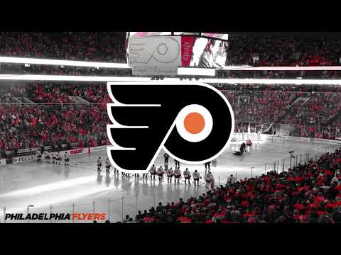 Philadelphia Flyers Warm Up Mix 2017-18