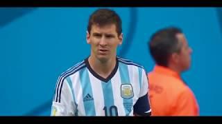 Lionel Messi vs Belgium (World Cup) 2014