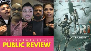 Uri: The Surgical Strike Movie  PUBLIC REVIEW | Special Screening | Vicky Kaushal, Mohit Raina, Yami