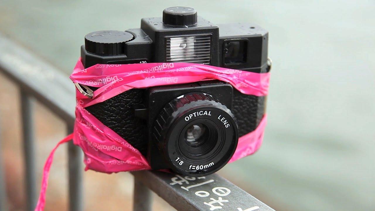 The Holga - Cult Camera? - YouTube