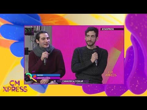 Raices - Entrevista en CM Xpress 2019