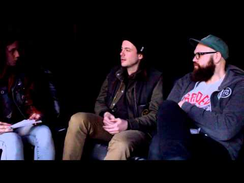 Bucketlist Music Reviews meets Liam Cormier and Mike Peters of Cancer Bats
